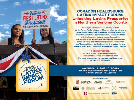Announcing the Latinx Impact Forum