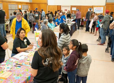 Preschool Fair Exceeds Expectations