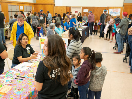 Preschool Fair Exceeds Expectations