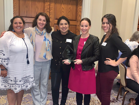 Corazón Recognized at 4Cs Champions for Children Award Ceremony