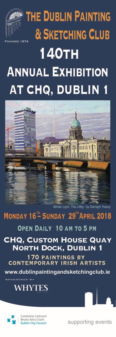 Dublin Painting & Sketching Club, CHQ
