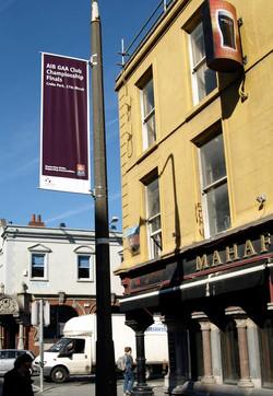 GAA Dublin Banners