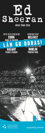 Ed Sheeran, Phoenix Park