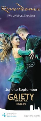 Riverdance, Gaiety Theatre