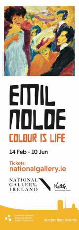 Emil Nolde, National Gallery of Ireland
