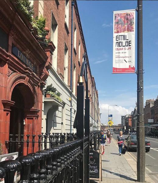 Civicmedia Streetlight Banners