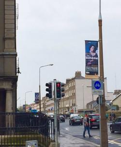 La Boheme Dublin Banners