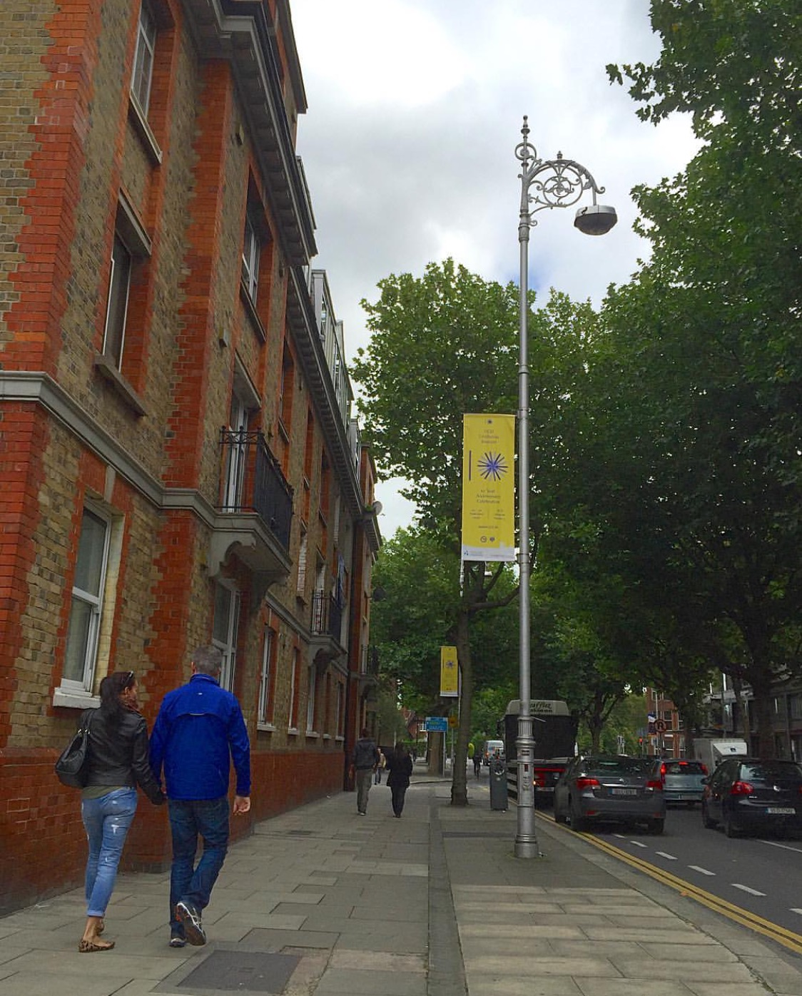 UCD Lamppost Banners
