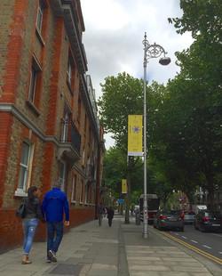 UCD Lamppost Banners