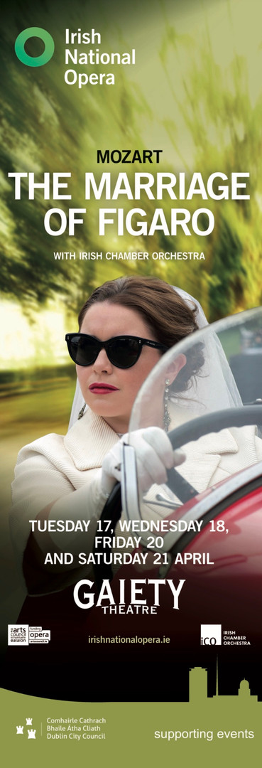 Irish National Opera - The Marriage of Figaro, Mozart