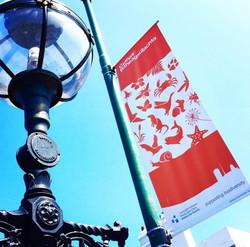 Dublin Streetlamp Banners