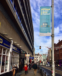 Dublin Book Festival Banners