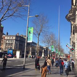 St Patrick's Festival Banners 2017
