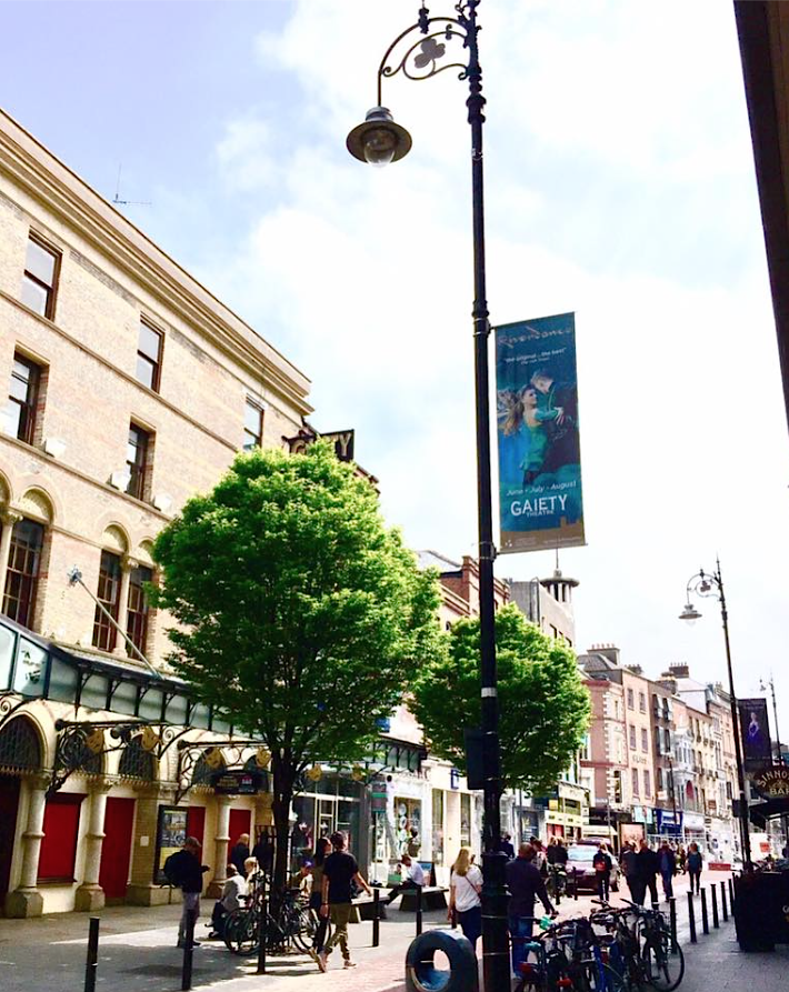 Riverdance at the Gaiety