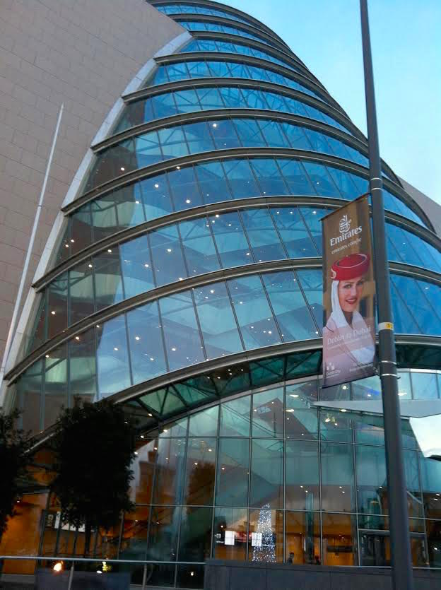 The Convention Centre Dublin Banners