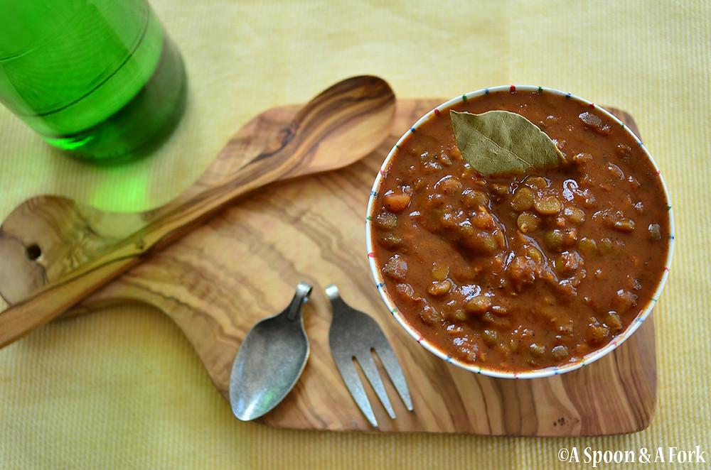 Chunky Pea Soup setting