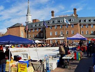 Farmers' Market Highlight: Old Town Alexandria