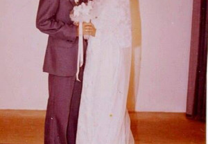 Forty years of Marriage & Ministry