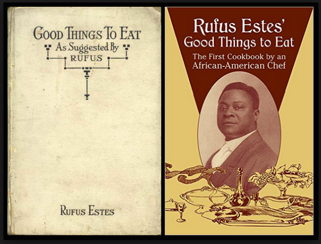 Good Things to Eat as Suggested by Rufus 1911