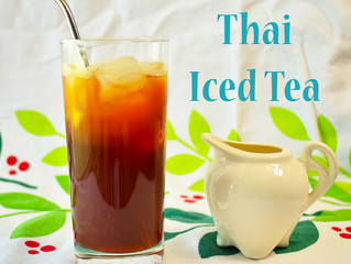 Thai Spiced Iced Tea Recipe For Coffee Lovers