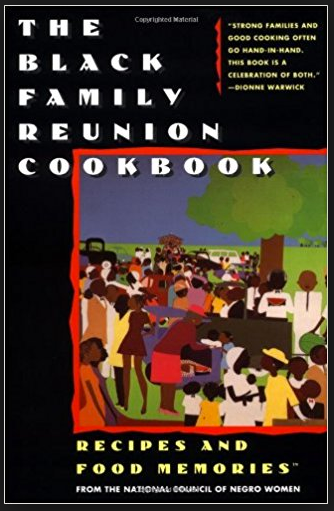 The Black Family Reunion Cookbook 1991