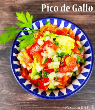 Joe's Pico de Gallo