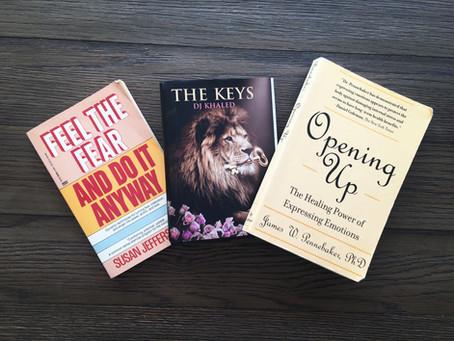 Books I'm currently reading (February 2017)