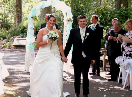 Kaley and Tyler's 1st Anniversary