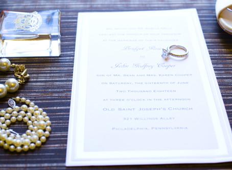 Bridget and Jay's Wedding