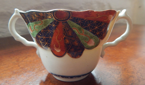 A Beautiful Worcester Chocolate Cup (DKS/483)
