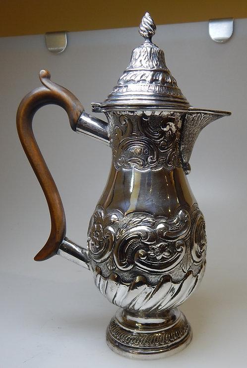 Victorian Hot Water Pot