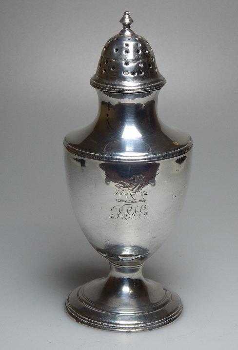 Georgian Pepper Pot 1785 (DKS/606)