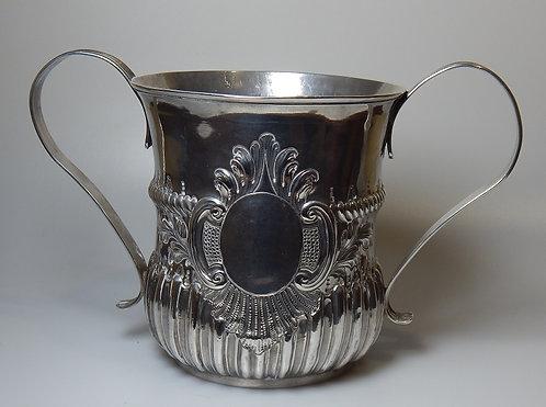 Early (1760) George III Silver Porringer (DKS/603)