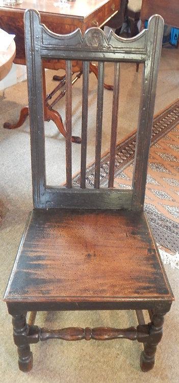 A Lovely Oak Side Chair (DKS/522)