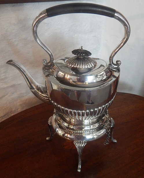 A Lovely Kettle on Stand (DKS/476)