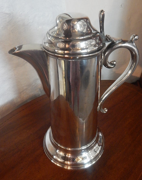 Silver Plated Communion Jug (DKS/476)