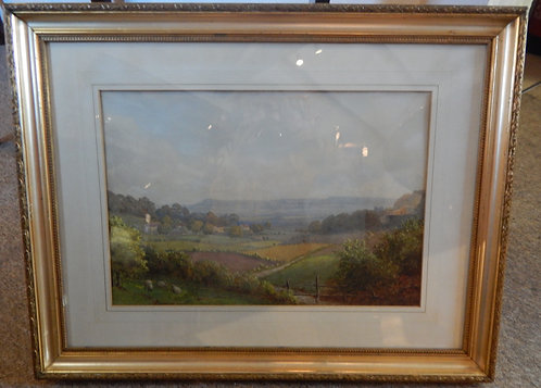 An Lovely Early 20th Century Watercolour (DKS/517)