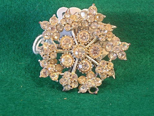 A Lovely Art Deco Brooch (DKS/125)