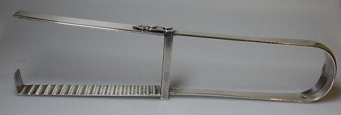 George III Silver Chop or Meat Tongs (DKS/603)