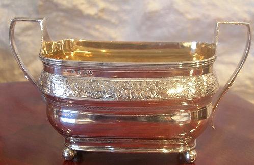 A George III Silver Sucrier 1806 (DKS/162)