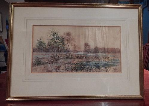An Original Landscape Watercolour(DKS/463)
