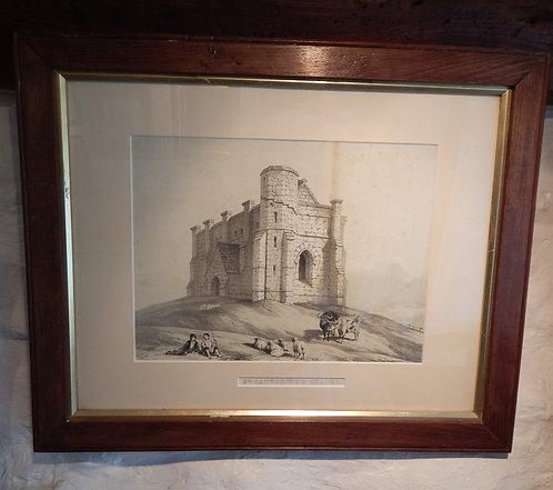 19th Century Lithograph (DKS/5360