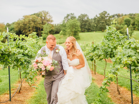Melissa & Aaron // Wedding
