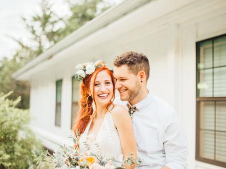 Aaron & Katelyn // Wedding