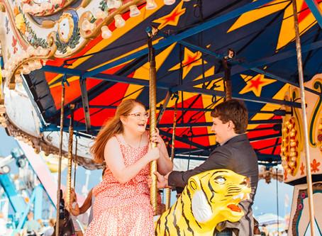 Rebecca & Sam // Engagements