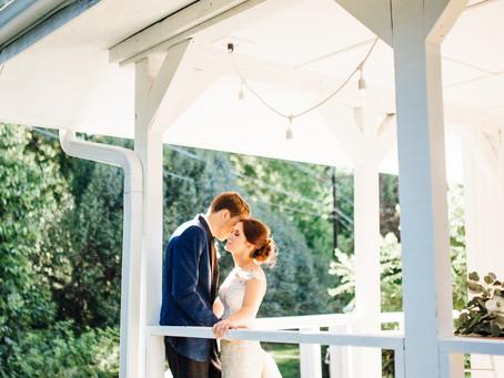 Darby & Peter // Wedding
