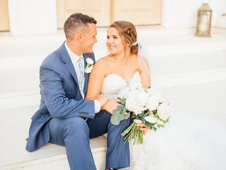 Noelle & Ryan // Wedding