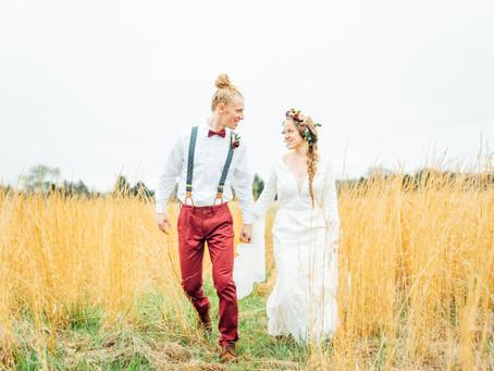 Jacey & Andrew // Wedding