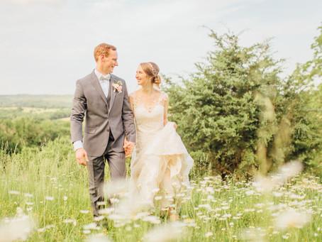 Christine & Brian // Wedding