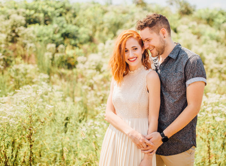 Aaron & Katelyn // Engagement